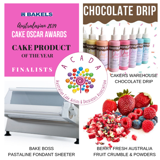 Australian Cake Oscar Awards - International Cake Show